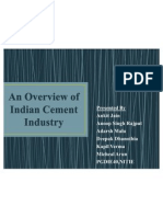 Cement Industry Final