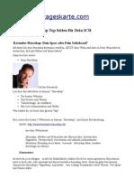 Kostenlos:Horoskop Top Seiten für Dein ICH
