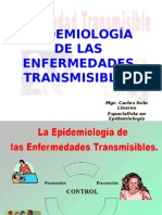 EpidemiologÍa de Las Enf Transmisibles 2007
