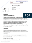 Attributes and Reflection