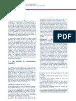 Programme Palier 2 2007