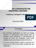 Sem Shopping Centers Uso Cogeracao Shoppings