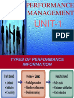 Performance Appraisal u 1 1