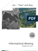 Informational Meeting Oct 18 2011