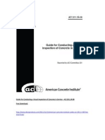 ACI 201.1R-08 Guide for Conducting a Visual Inspection of Concrete in Service