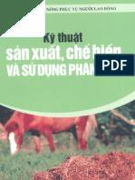 Ky Thuat San Xuat Che Bien Va Su Dung Phan Bon