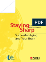 Successful Aging and Your Brain