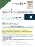 MARÍA Y YO FICHA PDF