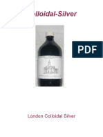 Colloidal Silver - Information Booklet