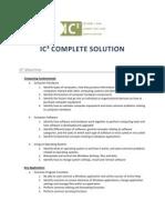 IC3 Solution