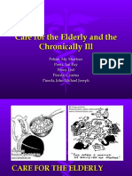 Care for the Elderly - Introduction & Principles