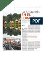 La Amazonia en El Corazon