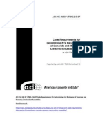ACI 216.1M-07 - TMS-216-07 Code Requirements for Determining Fire Resistance of Concrete and Masonry Construction Assemblies