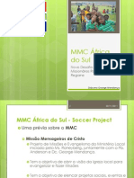 MMC África do Sul - Soccer Project
