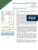 November 22 2006 Research Capital Report