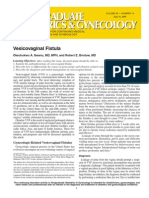 Vesicovaginal Fistula
