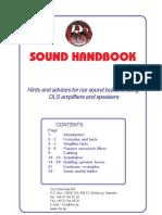 Sound Handbook by Dls
