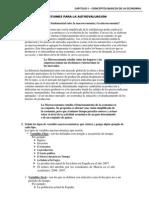 CAPITULO I – CONCEPTOS BASICOS DE LA ECONOMIA