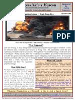2004 09 Overflow + Ignition Source = Tank Farm Fire