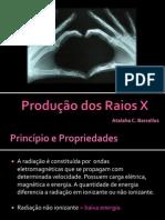 Produção dos Raios X - Aula Principal