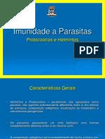 Aula Imunidade a Parasitas