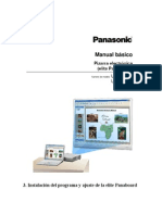 3.Panasonic Manual