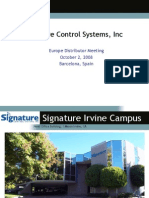 Signature Turf Distributor Meeting