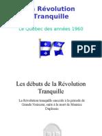 Revolution Tranquille