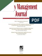 Quality Management Journal Oct 2007 VG
