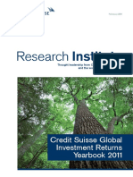 Credit Suisse Global Investment Yearbook 2011