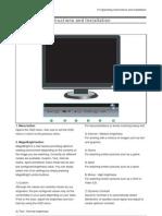 Samsung LCD Monitor 931BW