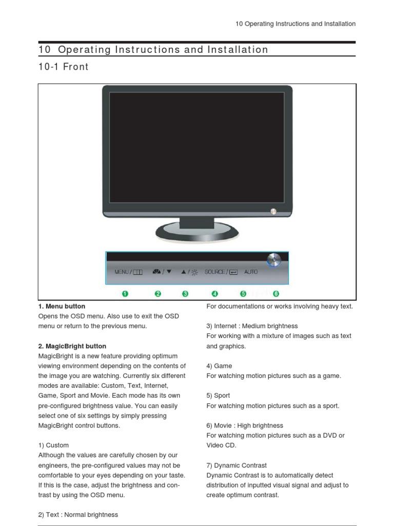 samsung syncmaster 932gw service manual repair guide