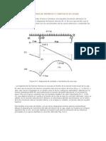 Diagramas de Momento y Cortante en Vigas