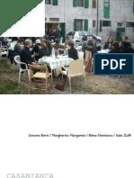 Catalogo simone Berti/Margherita Morgantin/Eléna Nemkova/Italo Zuffi