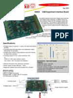 K8055 USB Interface