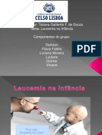 Leucemia na Infância