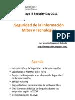 seguridaddelainformacionmitosytecnologias-110630234838-phpapp01