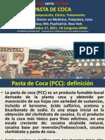 Pasta de Coca - Teobaldo Llosa
