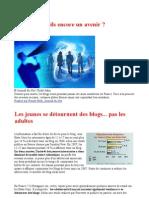 Le Journal Du Net Sur Les Blogs