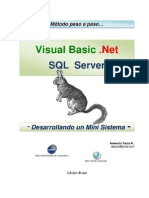 Visual Basic punto Net SQL Server