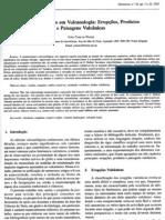 Novos Conceitos em Vulcanologia Erupções, Produtos e Paisagens Vulcânicas João Carlos Nunes