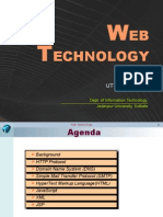 Web Technology