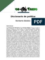 Bobbio, Norberto - Diccionario de Politica
