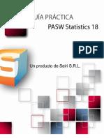 GUIA PASW STATISTICS 18 _1. INTRODUCCIÓN AL PASW STATISTICS