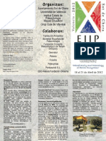 1ª Circular X Encuentro Jovenes Investigadores Paleontologia EJIP_Palaios