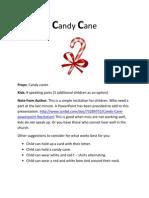 CandyCane Recitation
