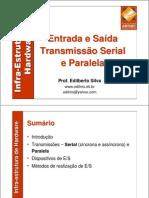 Comunicação serial e paralela