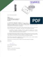 Carta Kolectiva Rebeldías Lésbicas al Ministerio de la Presidencia