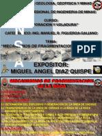 Expo Sic Ion - Perforacion y Voladura