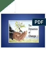 My Presentation Dyanmics of Change